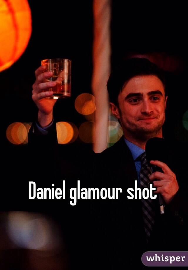 Daniel Glamour Shot