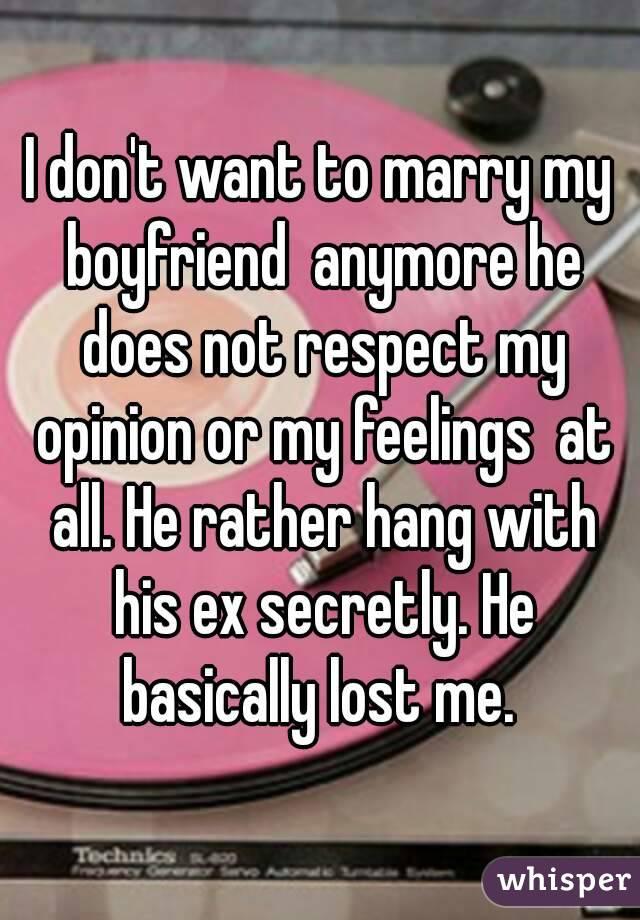 Does My Ex Secretly Want Me Back