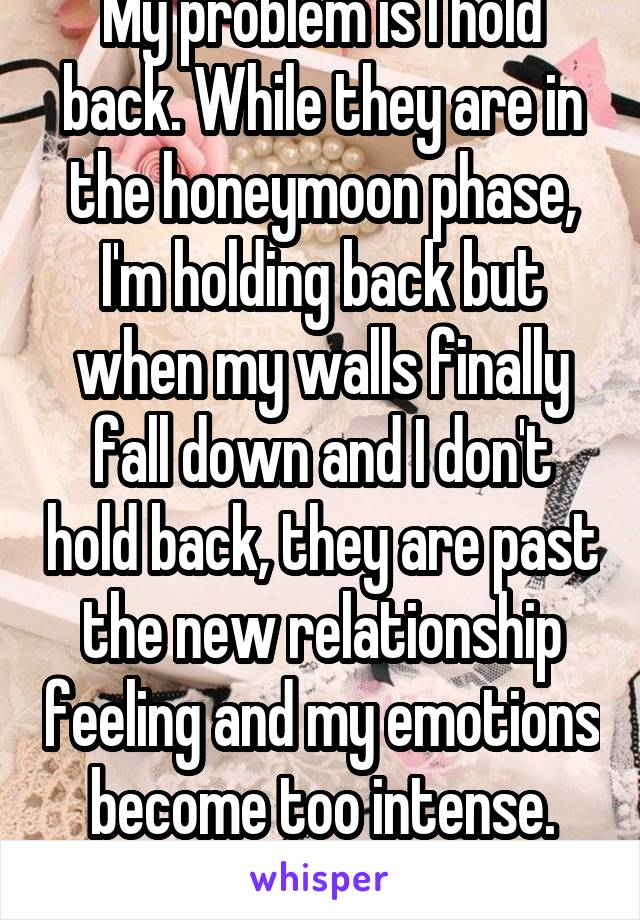 what phase is my relationship in