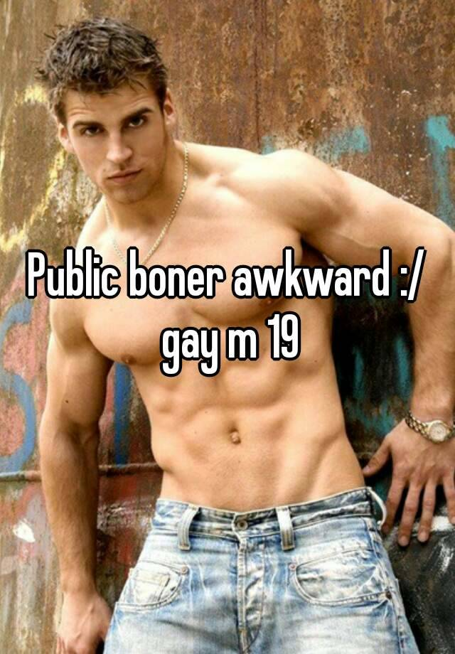 in jeans Gay guys boners with