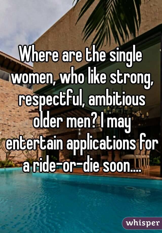 Where are the single women