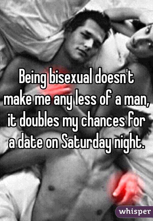 Being a bisexual man