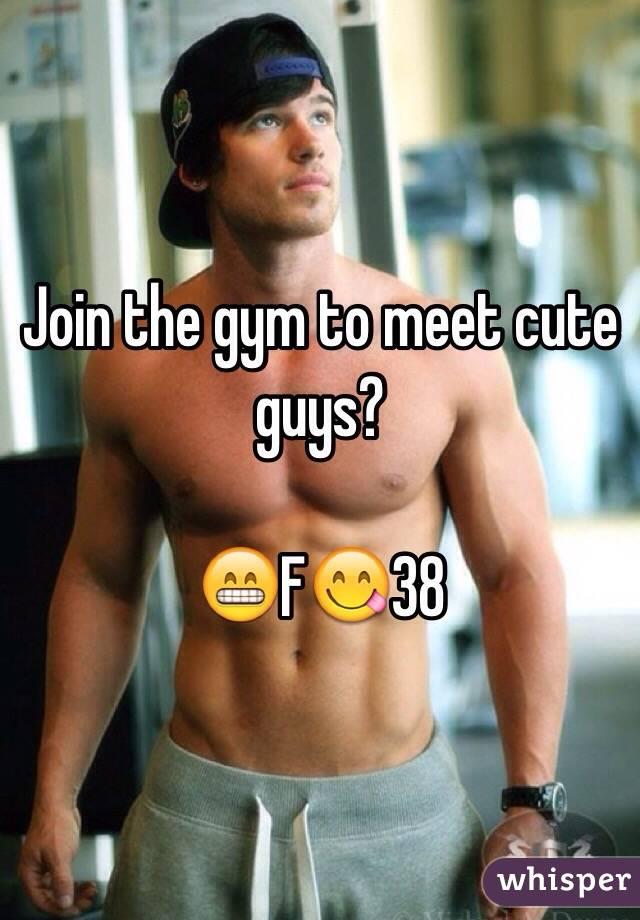 Meet cute guys