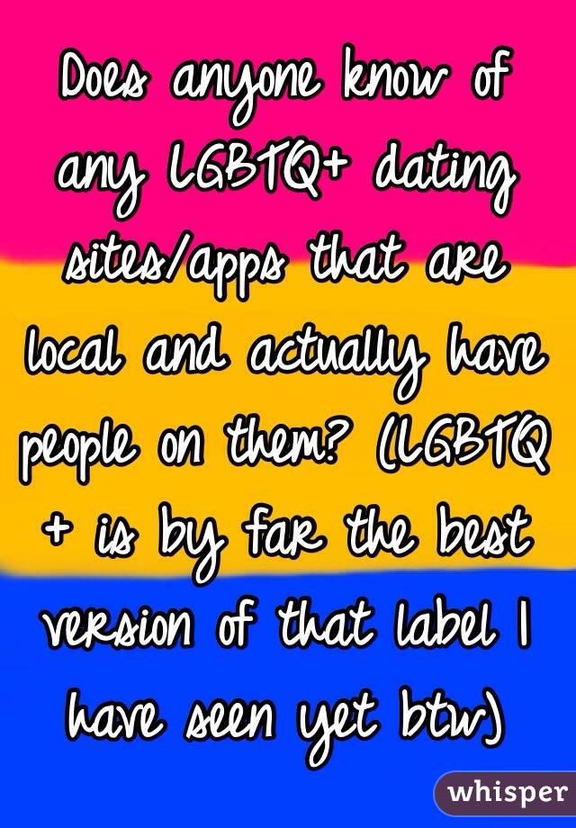 Best lgbtq dating sites