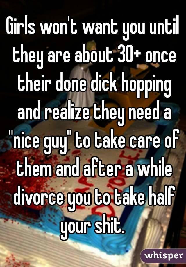 Girls who need dick