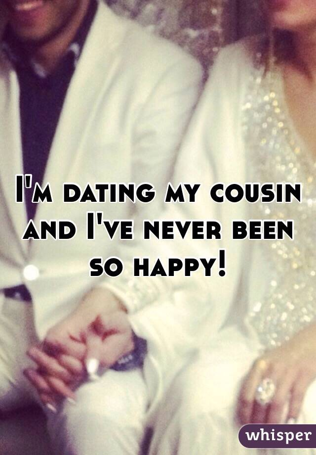 I am dating my cousin