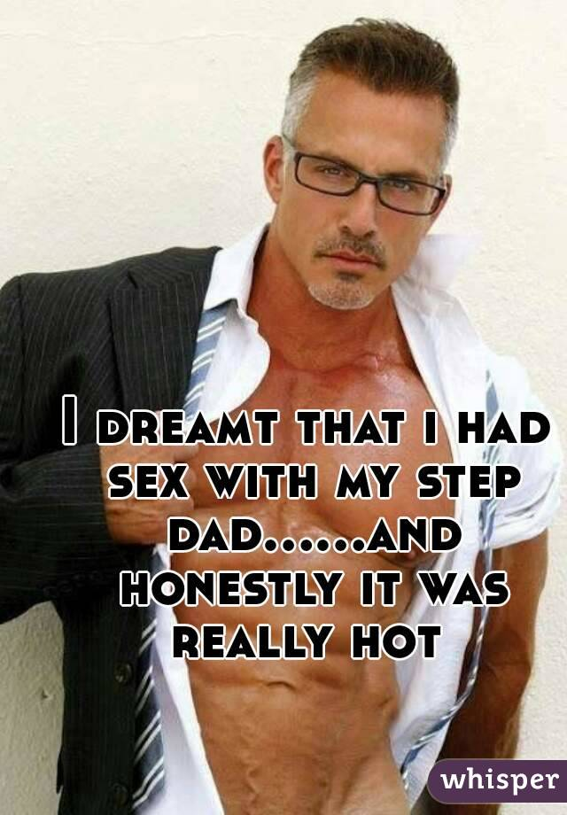 Remarkable, amusing Sex with my step dad think only!