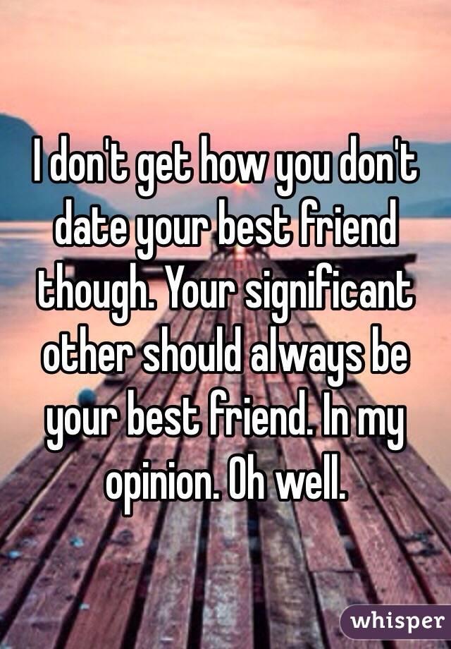 Should i date my friend