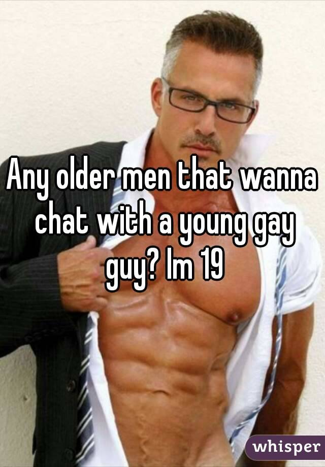 Free young gay chat
