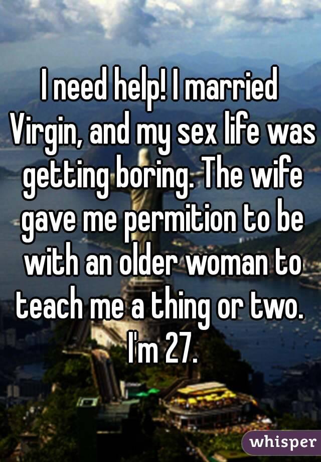 Help My Sex Life