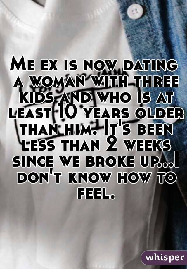dating an ex after 10 years