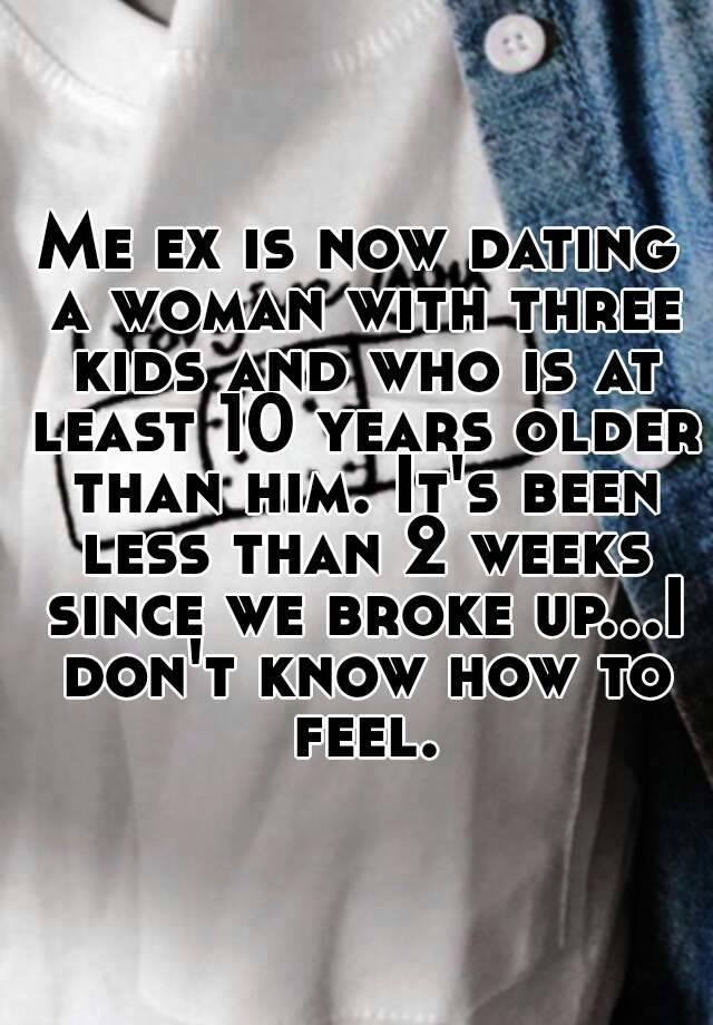 Dating someone much older than you