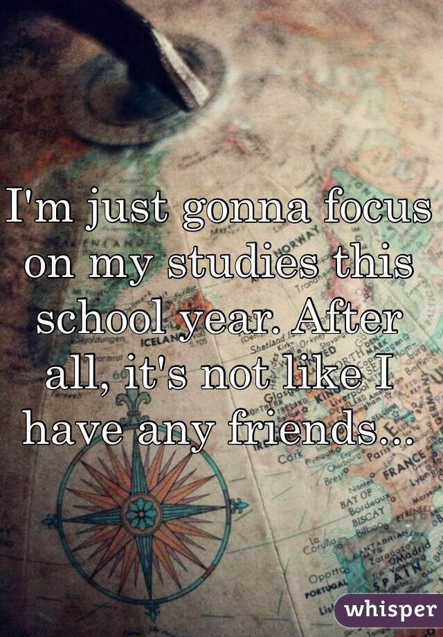 how can i focus on my studies