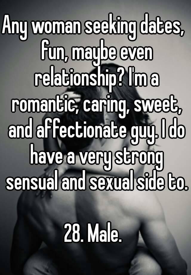 Seeking relationship