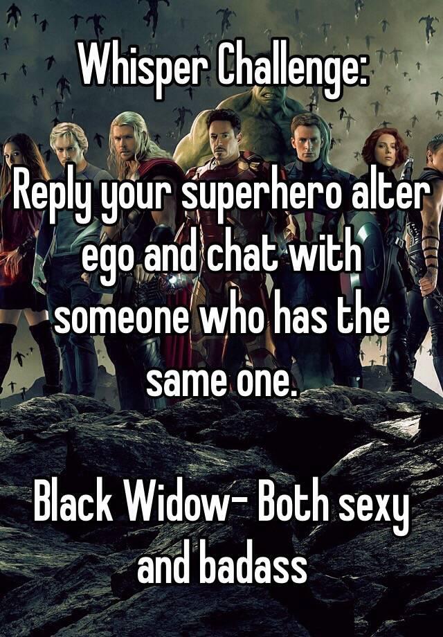 Widow chat