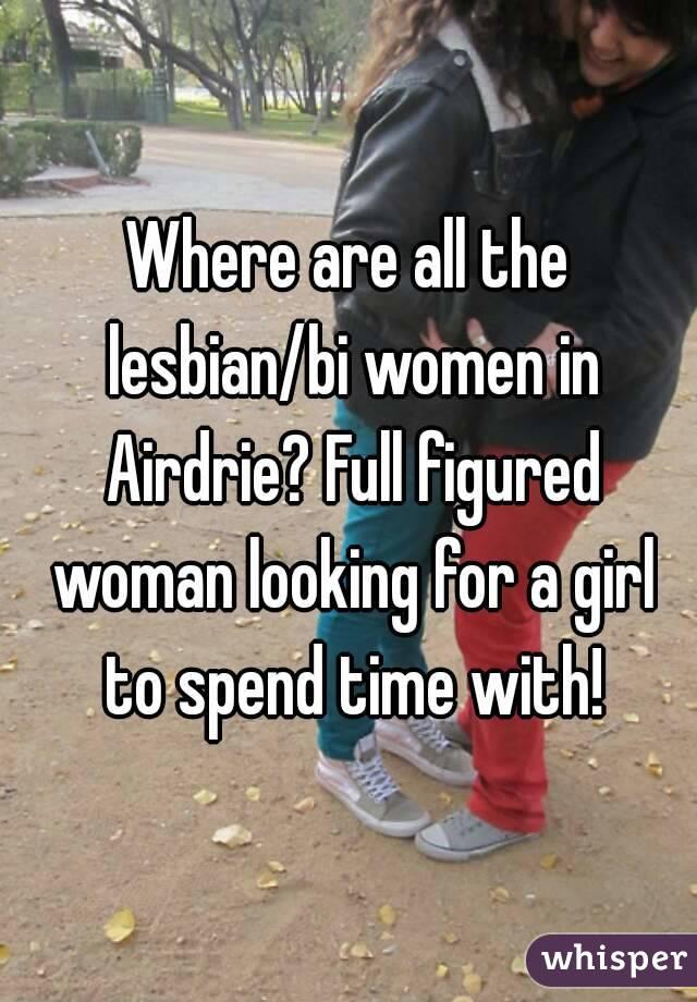 full figured lesb