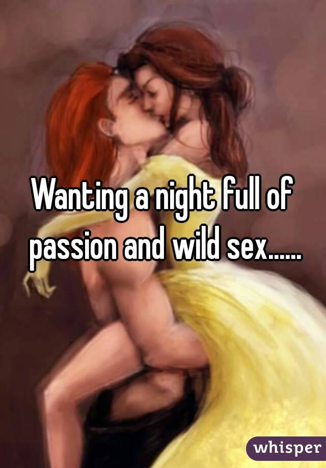 Full sex night