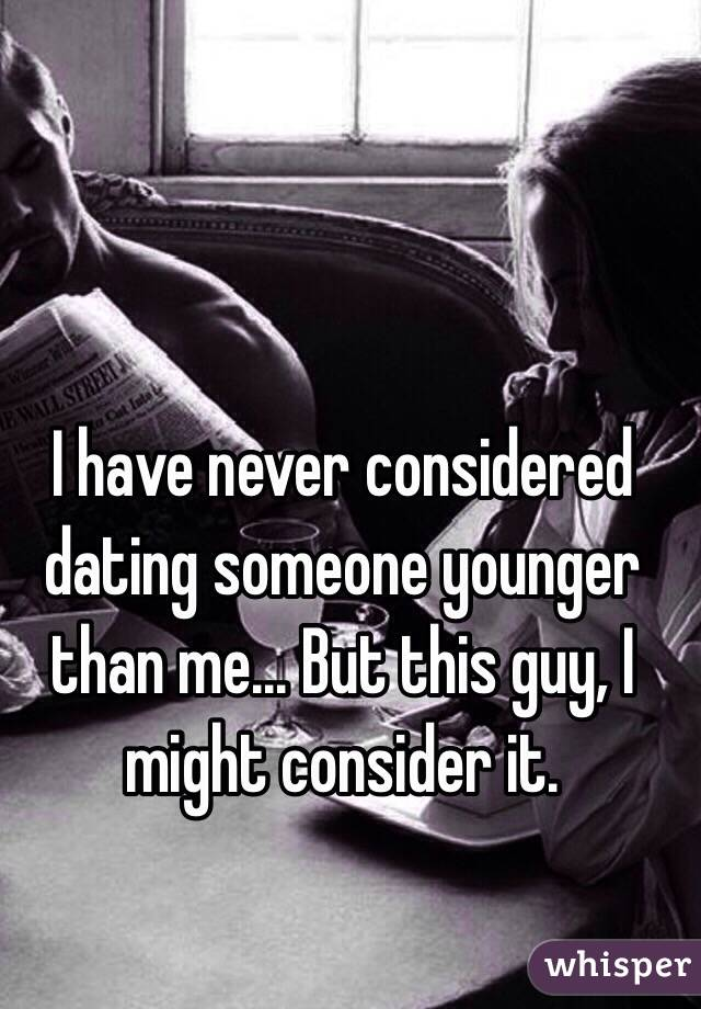 what is considered dating someone