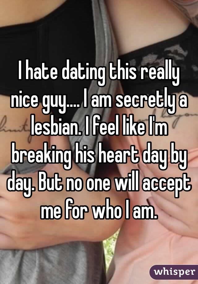 Im A Lesbian But Im Dating A Guy