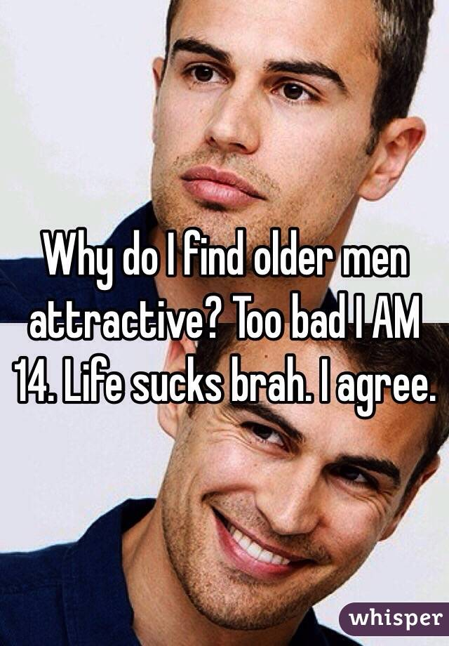 Find older men