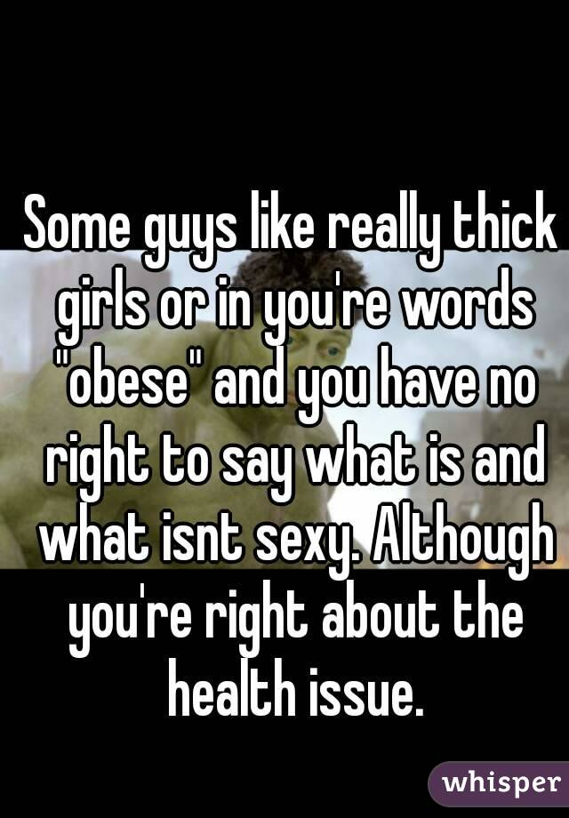 Sexy words for girls