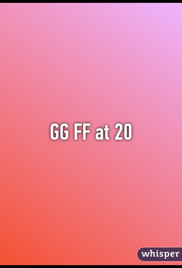 Gg Ff At 20 Alibaba.com offers 1,040 ff20 products. gg ff at 20
