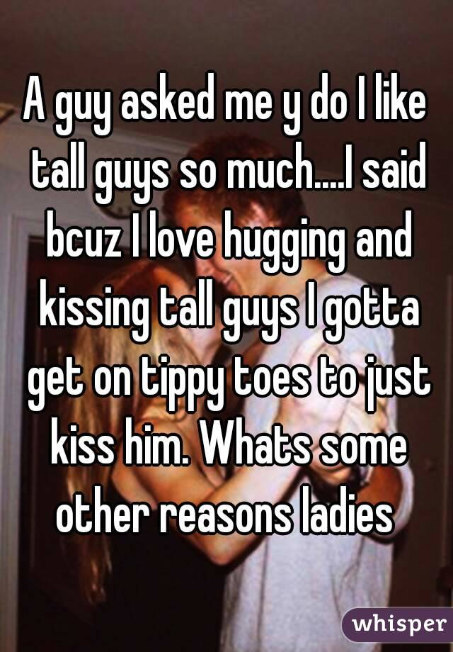 Guys Be To To Kissed How Like