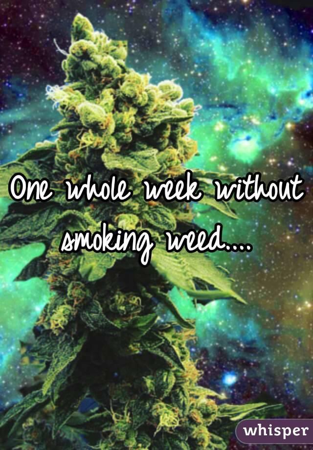 why people smoke weed