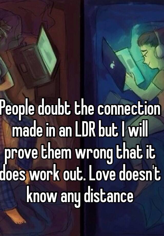 People doubt the connection made in an LDR but I will prove them ...