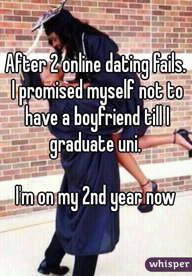 Online dating fails