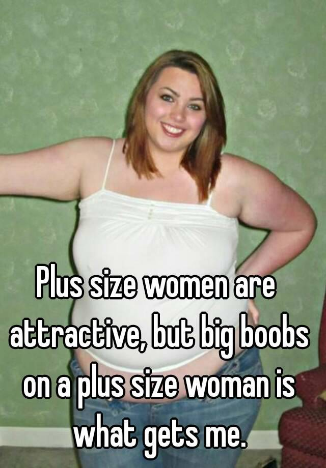 Attractive big women