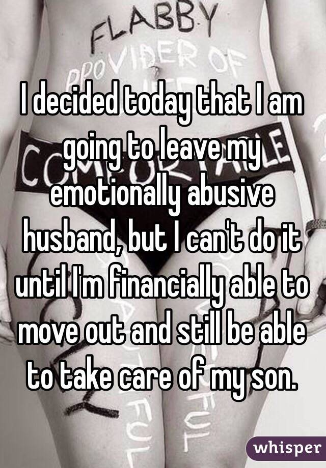 Am I Emotionally Abusive To My Husband