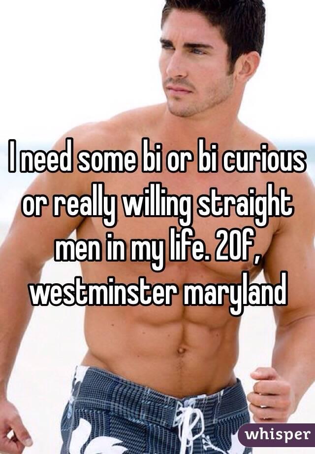 Bi curious men tumblr