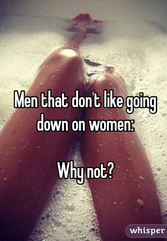 Do Men Like Going Bum On A Woman