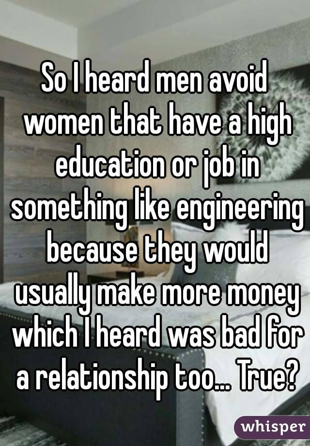 Why Do Men Avoid Women They Like
