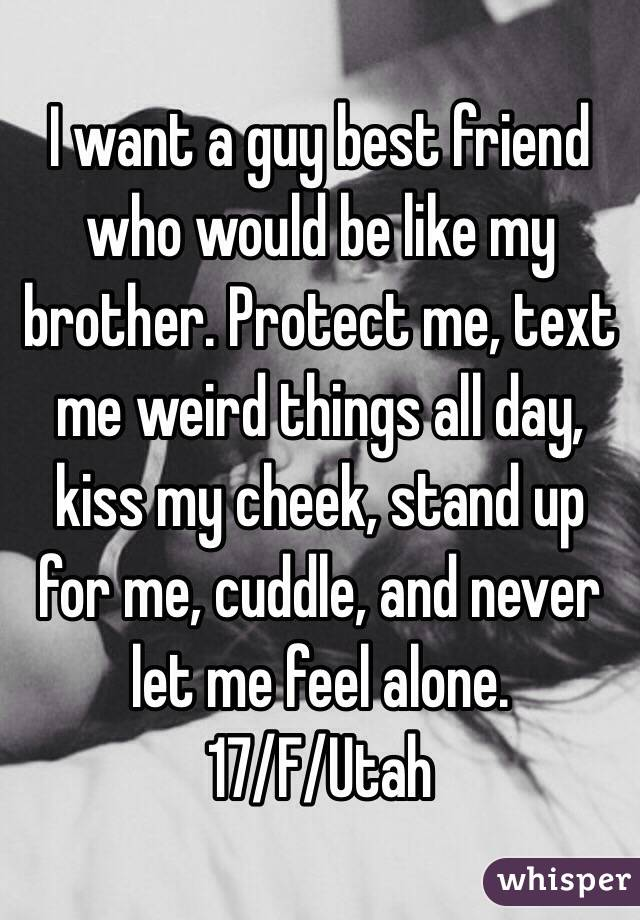 Talk with a guy topics best friend about to 175 Questions