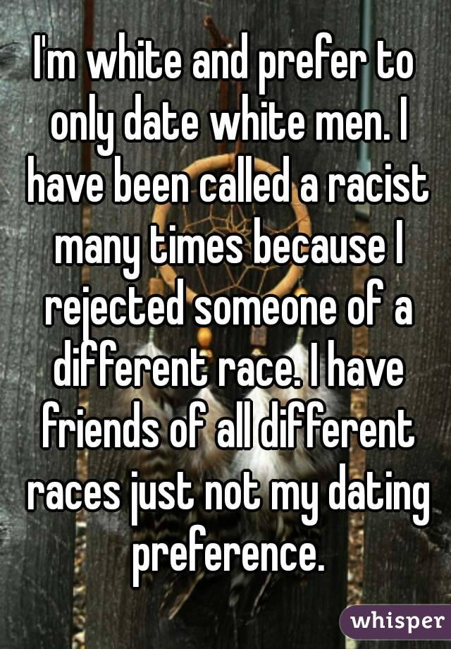 Dating between different races