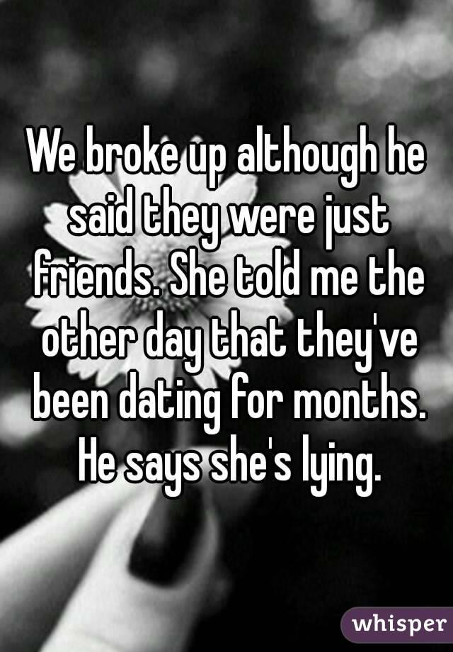Dating he said she said
