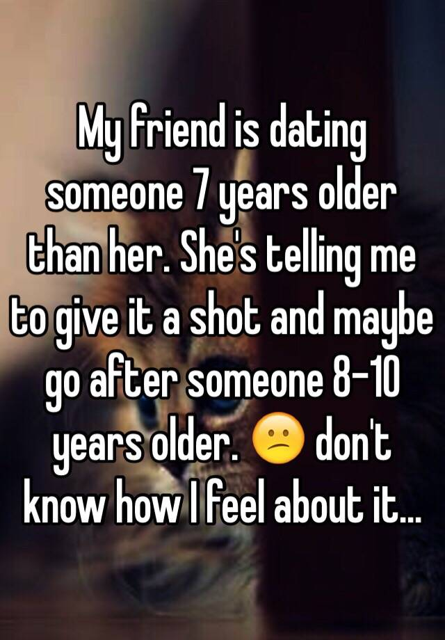 dating man 12 years older than me I went through a phase of only dating men 8+ years or older, and as much as i loved the lack of bullshit that comes with younger guys, for me i found over time that the day to day struggles and differing experiences really got to me.