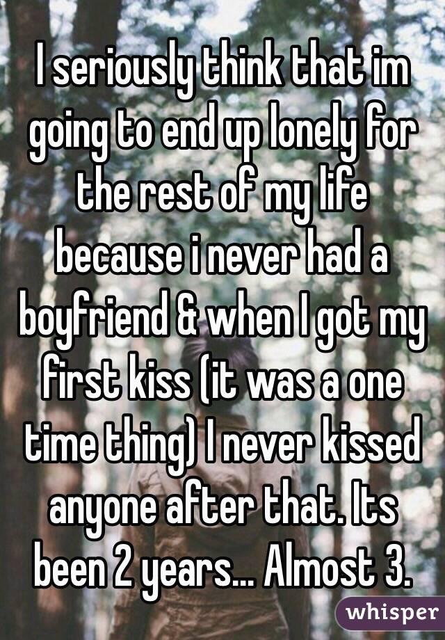 My first boyfriend essay