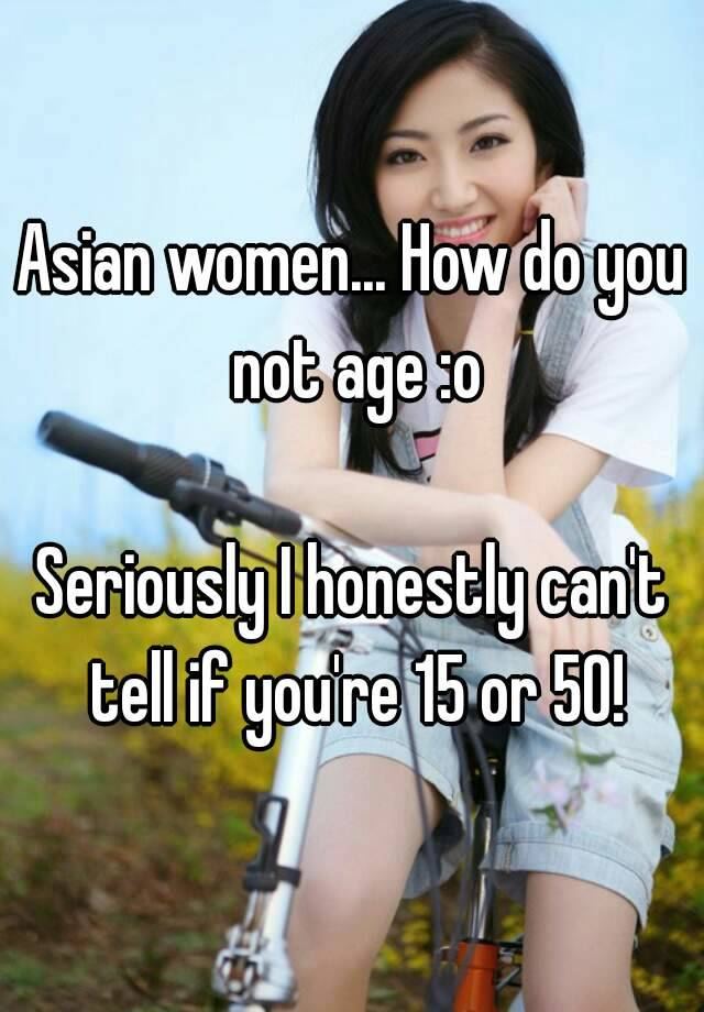 How to ask iut asian girls in dating apps