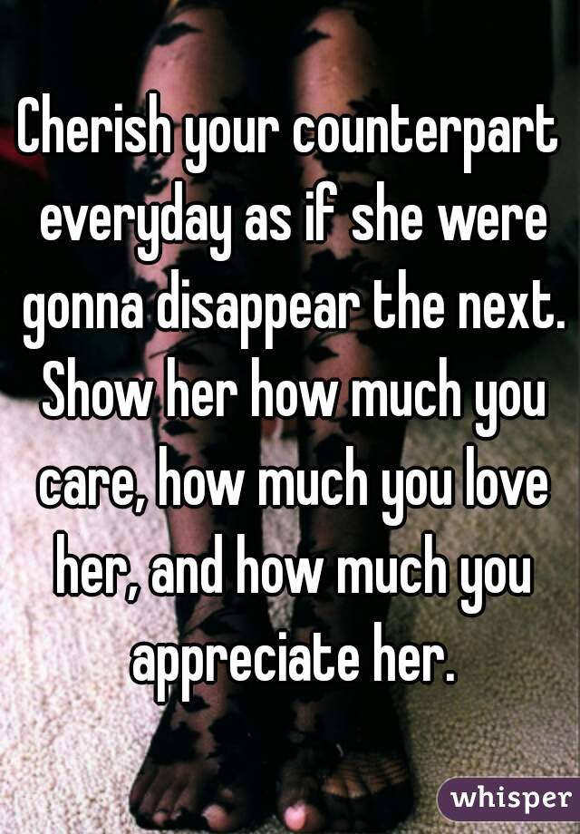 ways to show her you care