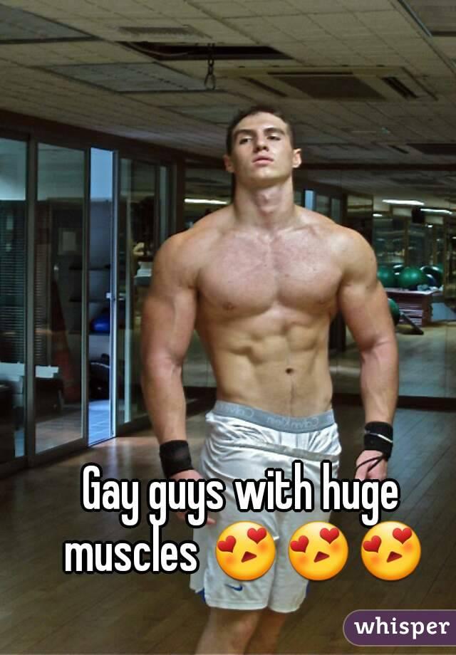 Huge gay guys