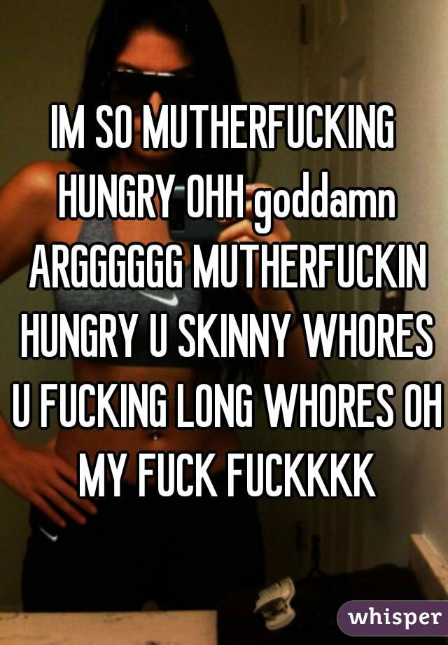 Nice Fuck hungry whores think, that