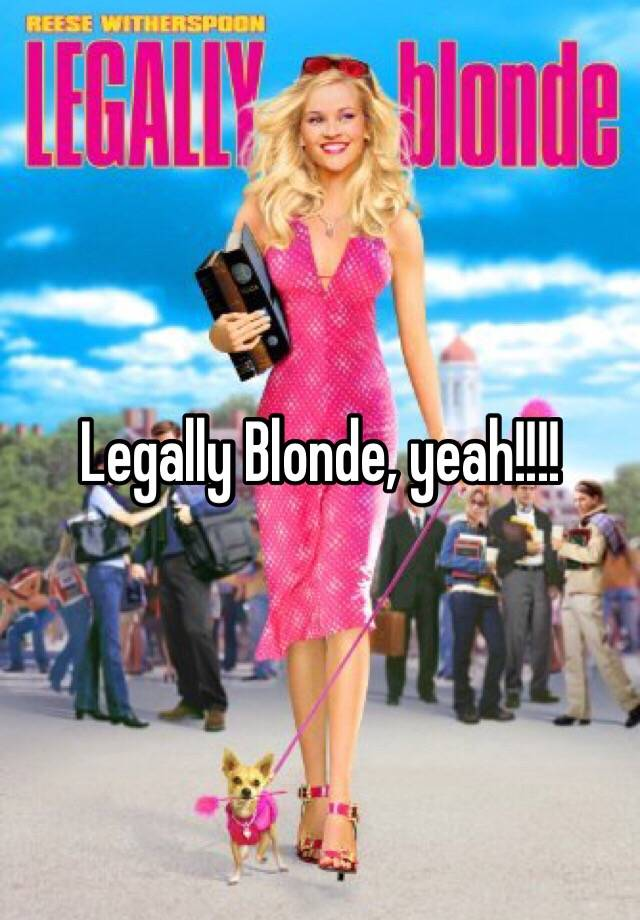 """the stereotype of the dumb blonde in legally blonde a movie by robert luketic Legally blonde movie depicts the story of elle woods, a sorority girl who goes to harvard law school and breaks stereotypes after her boyfriend dumps her she shakes off the typical """"dumb blonde"""" image and gains the respect of her fellow students, teachers and finally, her official peers."""