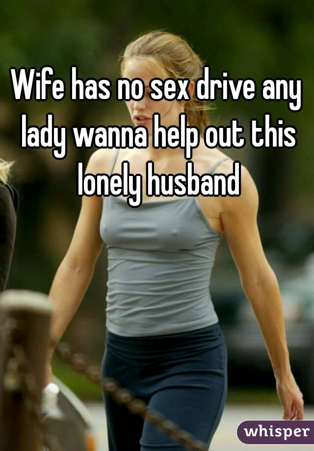 Husband no sex drive