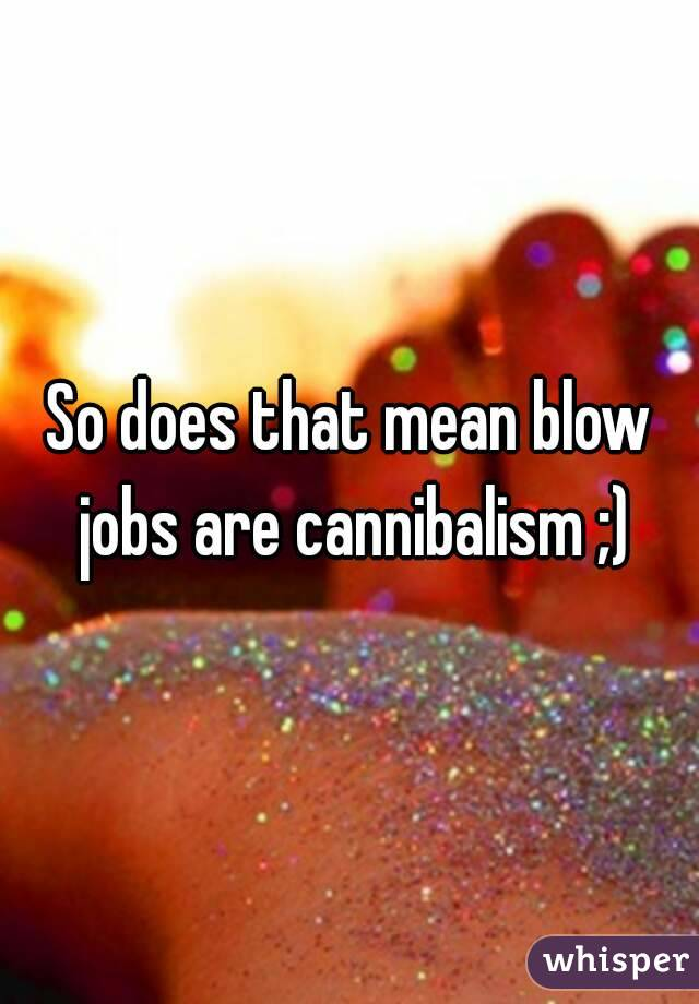Blow jobs are us