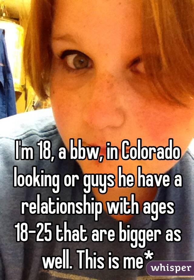 Colorado bbw