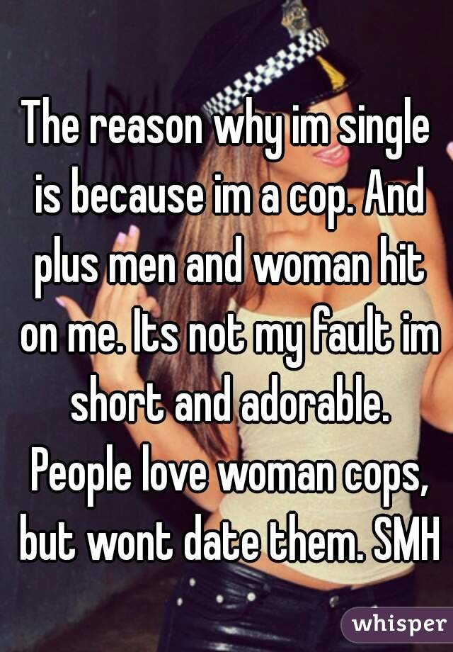 Why not to date a cop