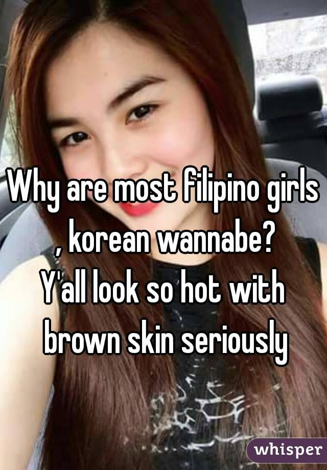 Filipino girls are